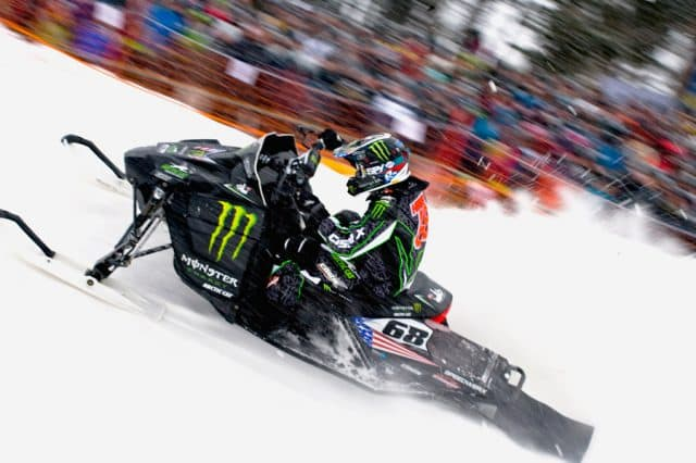 Tucker Hibbert Retires from Professional Snocross Racing