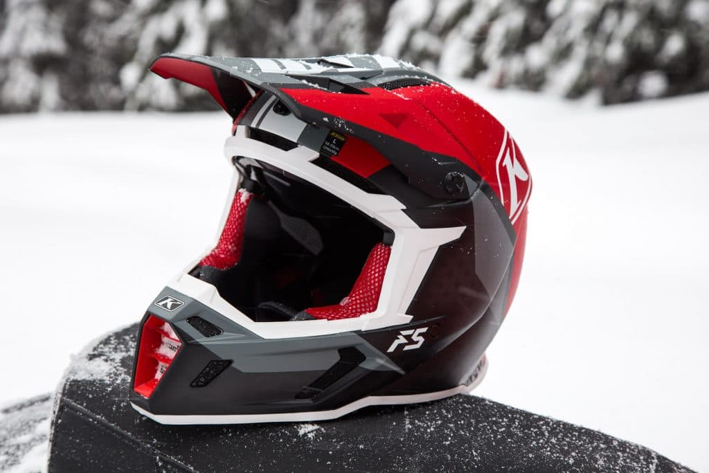 Klim F5 Helmet Featured