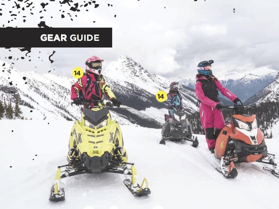 2018 Gear