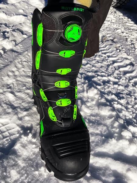 Motorfist Alpha Boot Review
