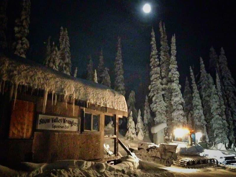 New Wrangler's Cabin