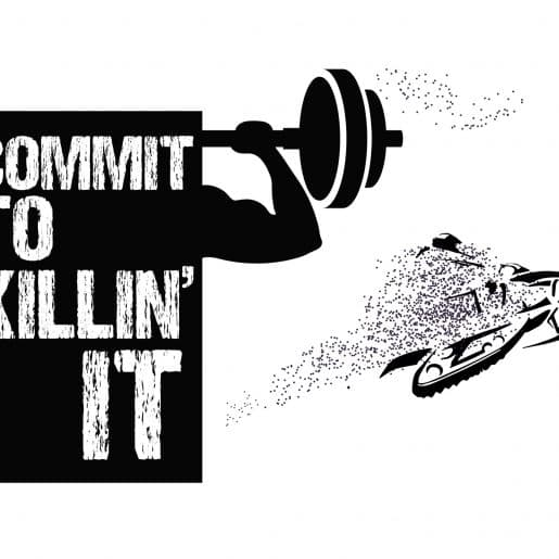 Commit to Killin' It – Sled Season Preparation