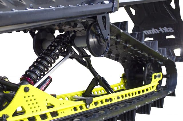 Elka Suspension Releases Coil-Over Conversion Kit for Ski-Doo Summit