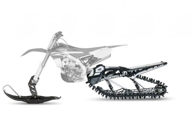 Timbersled 129 LE Snow Bike Kit