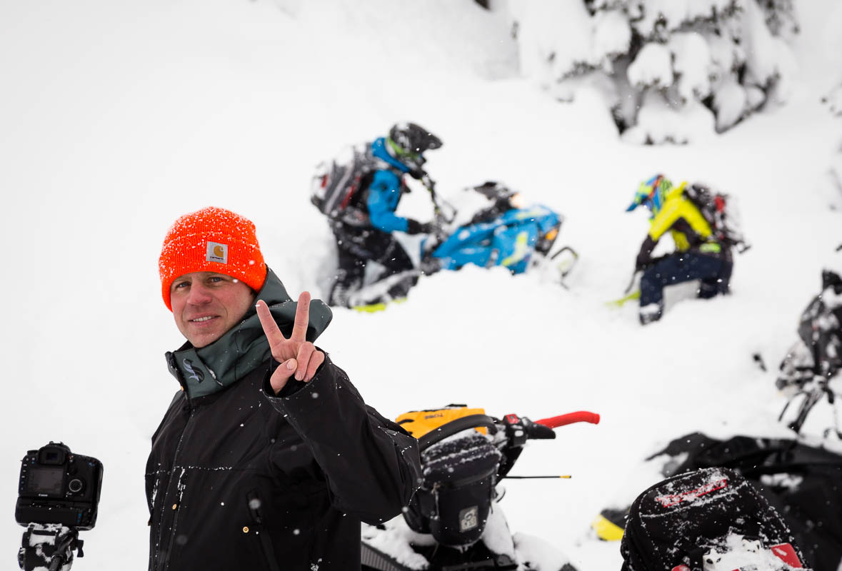 5 Snowmobile Photography Tips