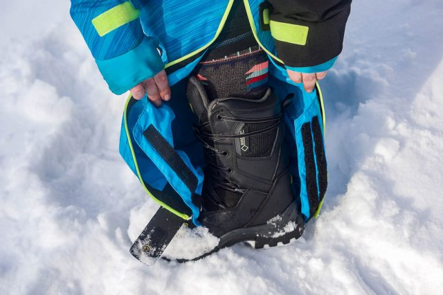 509 Allied Mono Suit Review Boot Zips