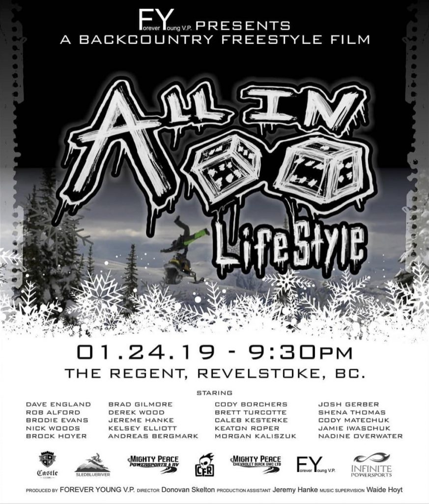 All In Lifestyle Premiere