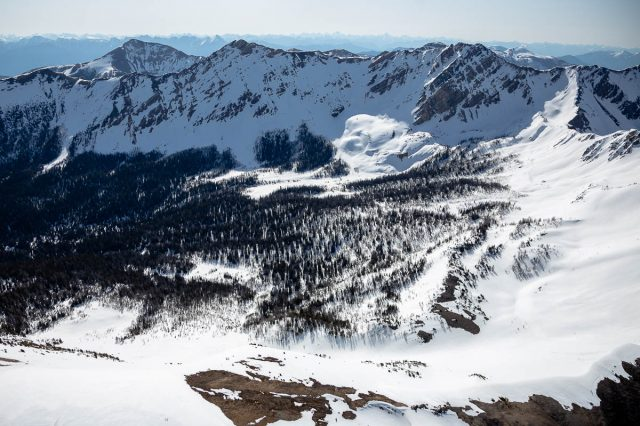 Brewer Creek Avalanche Fatality