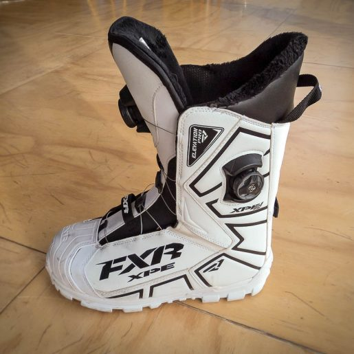 FXR Elevation Lite Boot Review