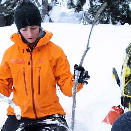 How to Splint a Broken Leg in the Backcountry