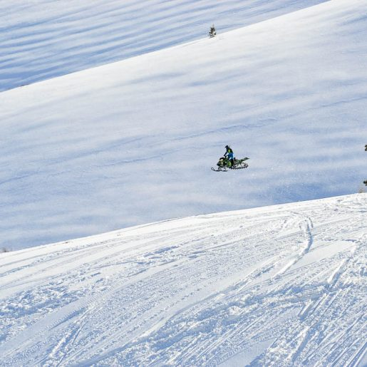 Native American Sledder Punk Coby Shares His Love of Riding