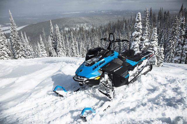 Ski-Doo Summit SP 600R