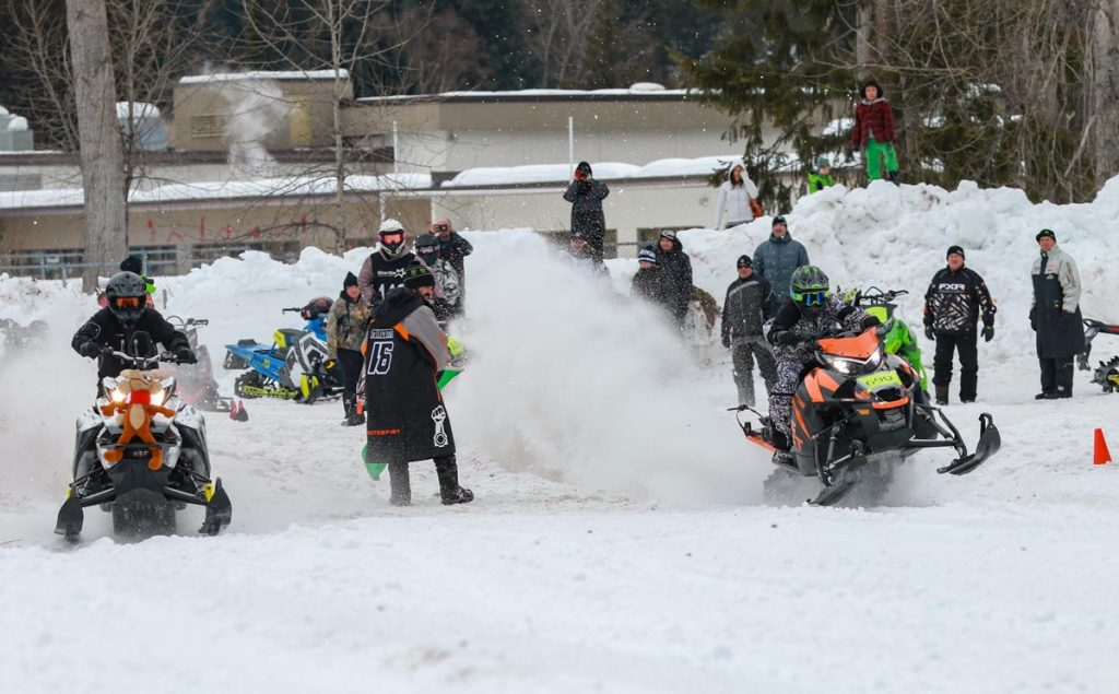 2nd Annual Turcotte Compound Snowarama Drag Race & Freestyle Event