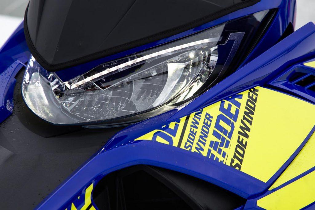 2019 Yamaha Sidewinder M-TX Headlight