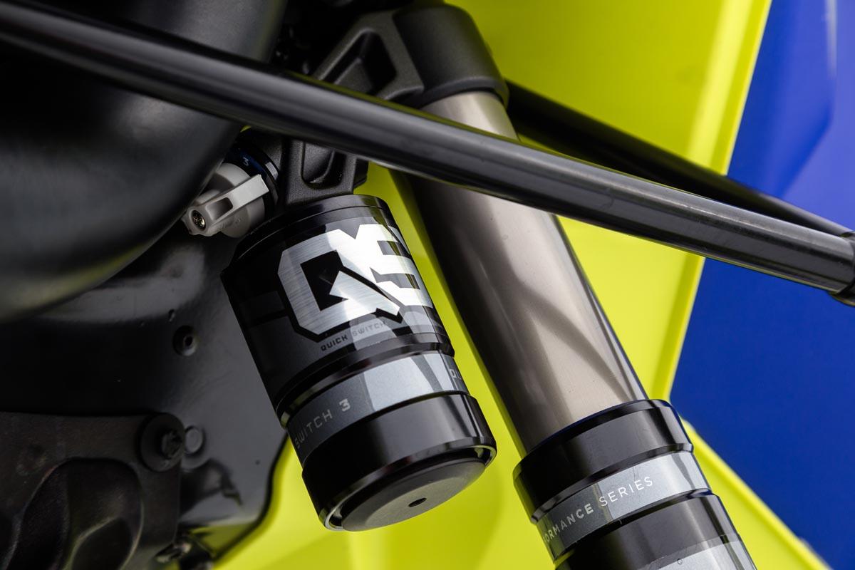 2019 Yamaha Sidewinder M-TX Fox QS3