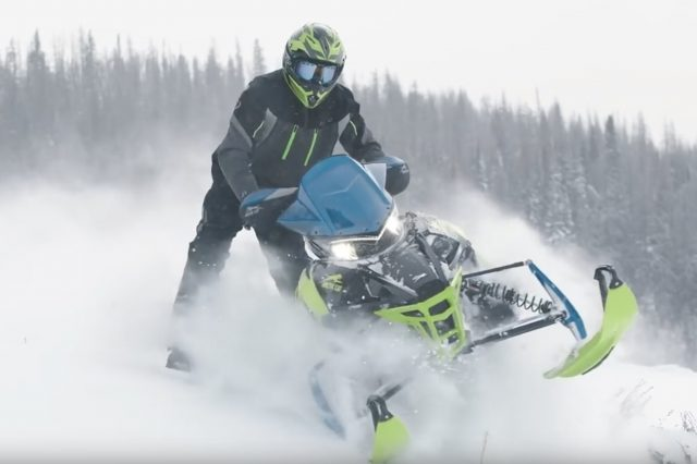 2020 Arctic Cat Riot Crossover Snowmobile