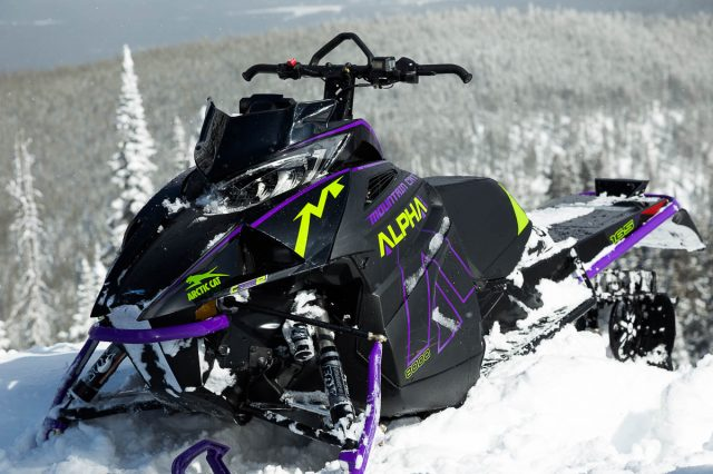 Future Days – Arctic Cat Alpha One