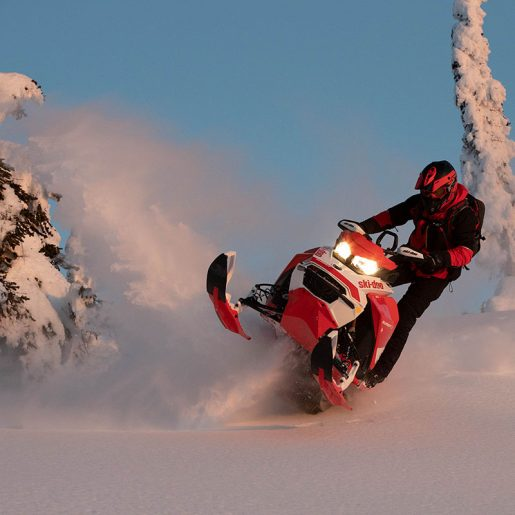 MY2020 Ski-Doo Snowmobile Mountain Line-Up