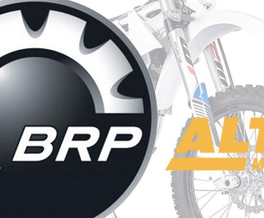 BRP Purchases Alta Motors Assets