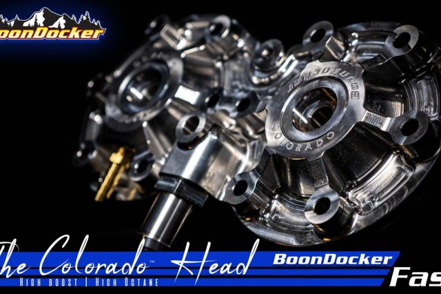 BoonDocker Patriot Sidekick Colorado Head