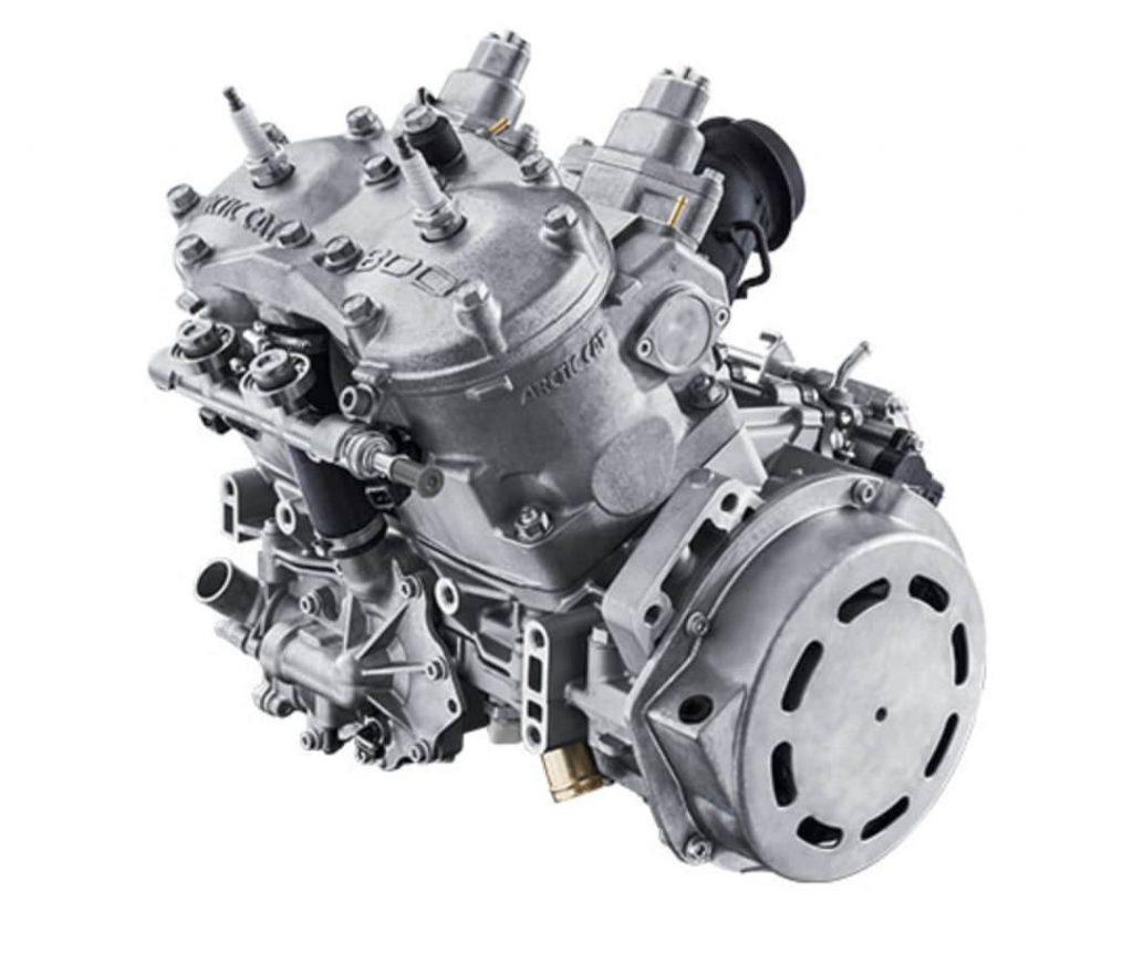 MY2020 Arctic Cat Alpha One C-TEC2 Engine
