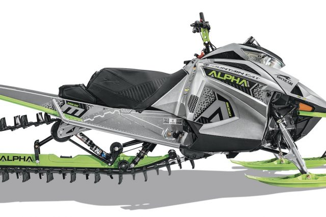 MY2020 Arctic Cat M Mountain Cat Alpha One 165