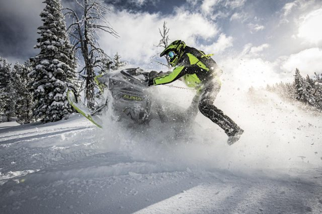MY2020 Arctic Cat M Mountain Cat Alpha One