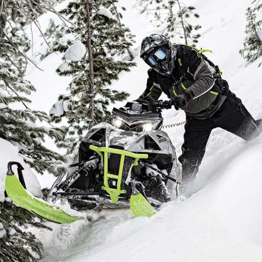 Alpha One Dominates MY2020 Arctic Cat Mountain Lineup