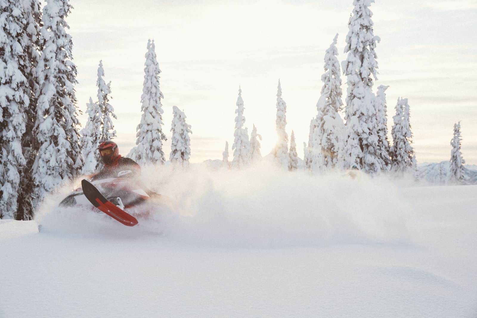 BRP MY2020 Ski-Doo Snowmobile Lineup