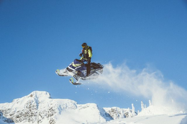 MY2020 Ski-Doo Freeride