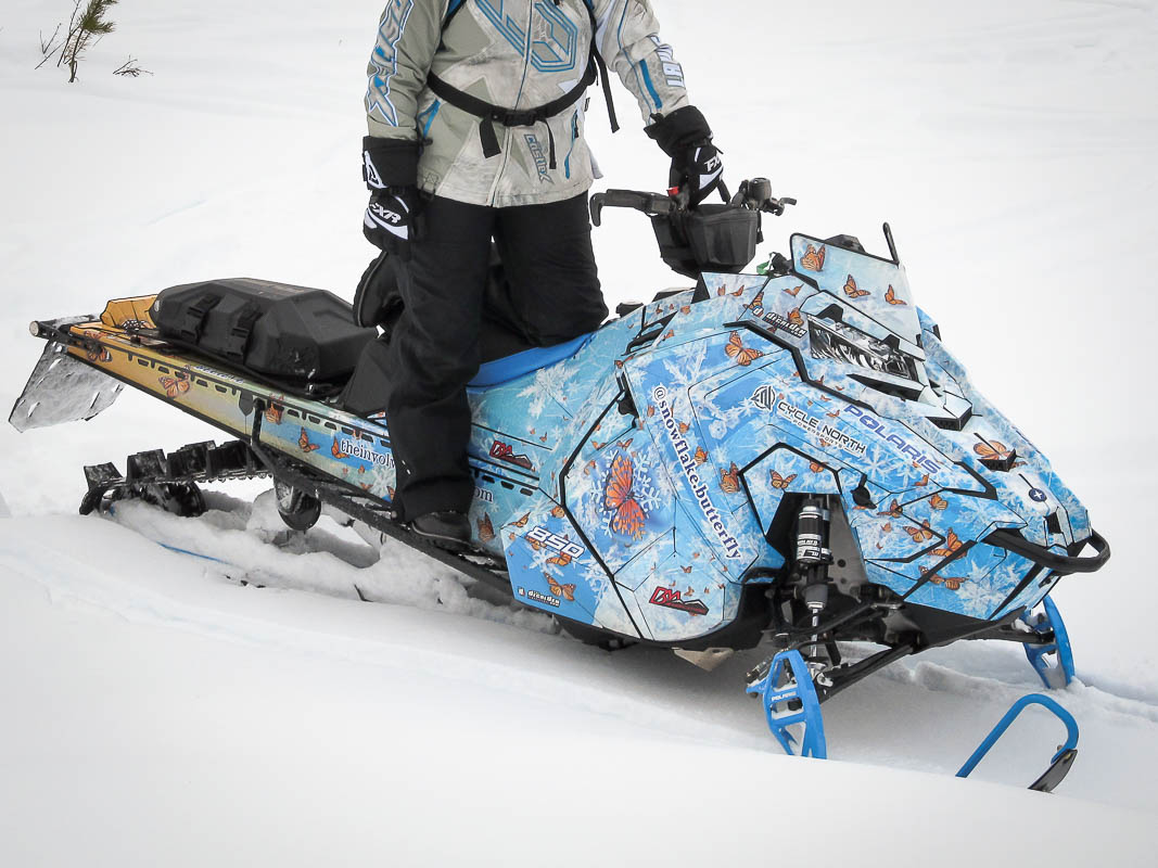 Sled Wrap Design
