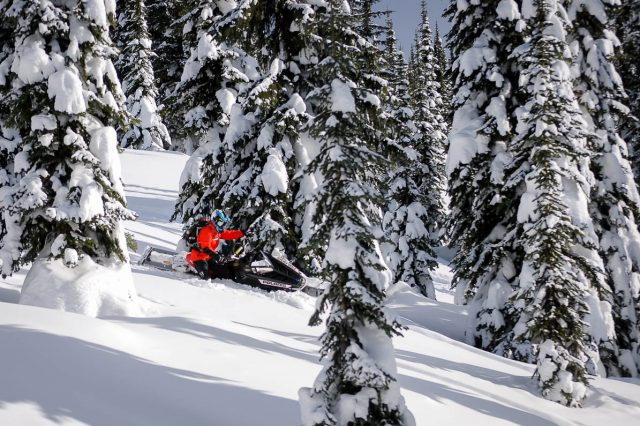 Plenty of Places to Ride in the southeast Kootenay