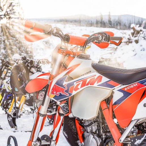 The 2019 Snowbike Gathering Reflects the Evolution of Snow Bikes