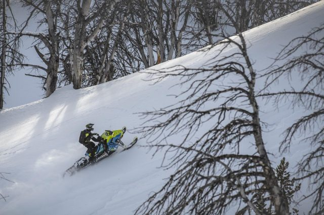 2020 Polaris Snowmobile Mountain Lineup