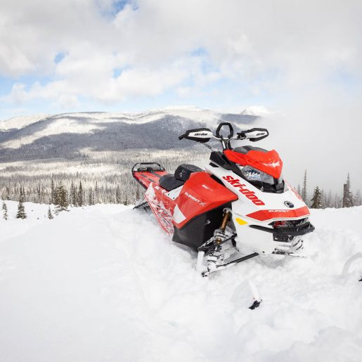First Ride! 2020 Ski-Doo Summit Expert