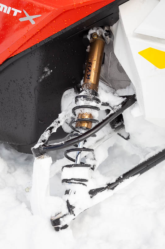 2020 Ski-Doo Summit Expert Front Suspension