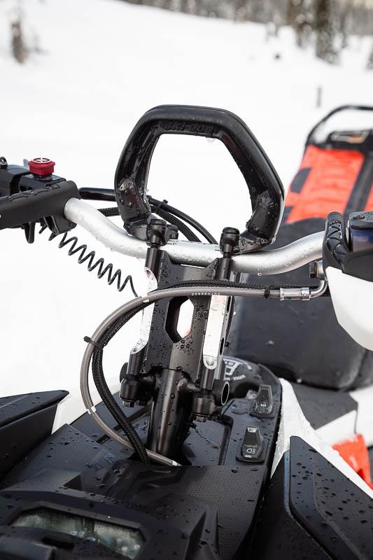 2020 Ski-Doo Summit Expert Handlebars
