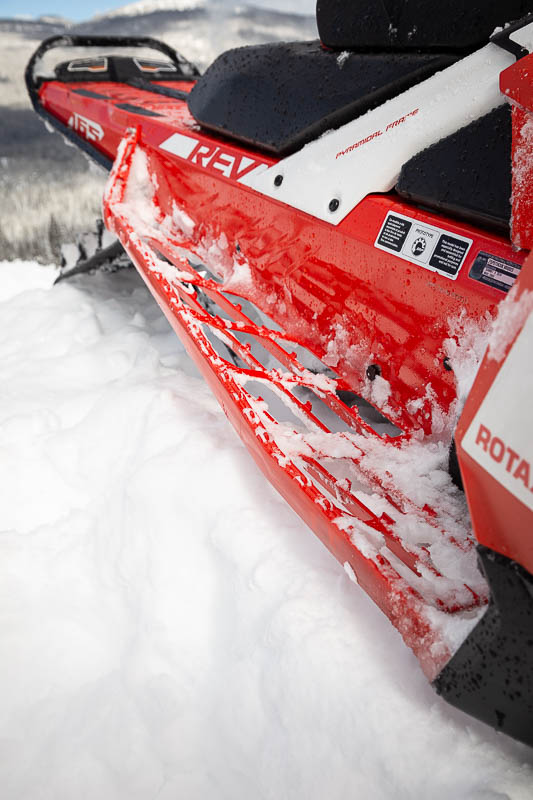 2020 Ski-Doo Summit Expert Running Boards