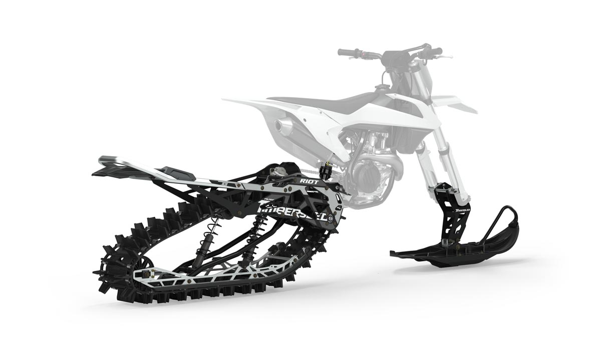 2020 Timbersled RIOT Snow Bike 4