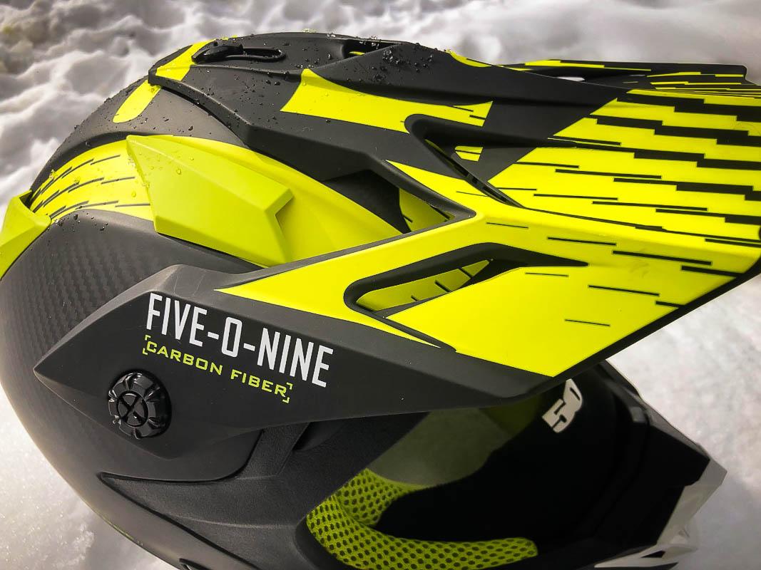 509 Carbon Altitude Helmet Review-8