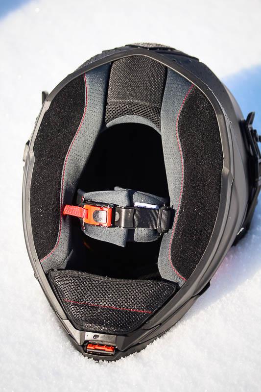 CKX Titan Helmet ProClip release