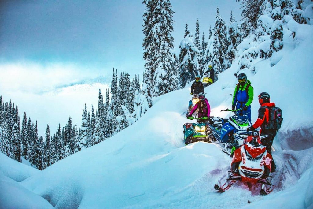 Ski-Doo Escape Mountain Video Series