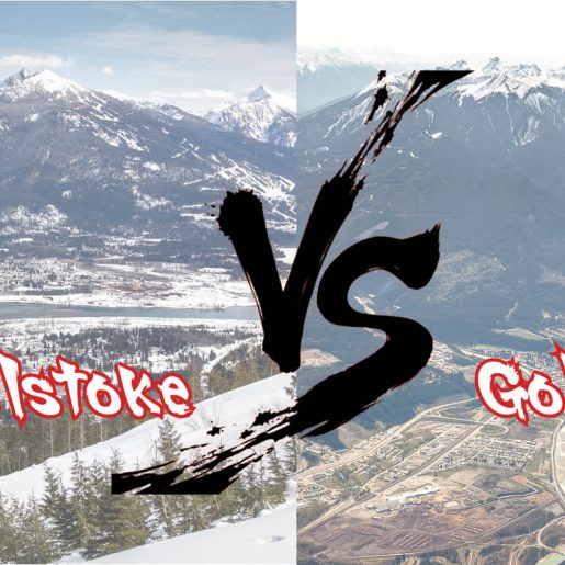 The Revelstoke Golden Rivalry