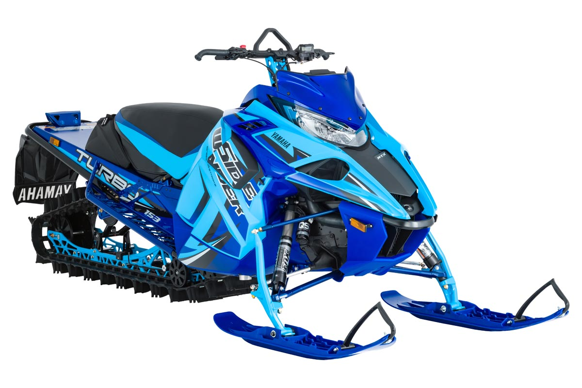 2020 Yamaha Sidewinder M-TX LE (EUR)