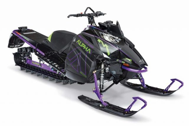 Arctic Cat Recall for 2018, 2019 M8000 Snowmobiles Due to Fire Hazard
