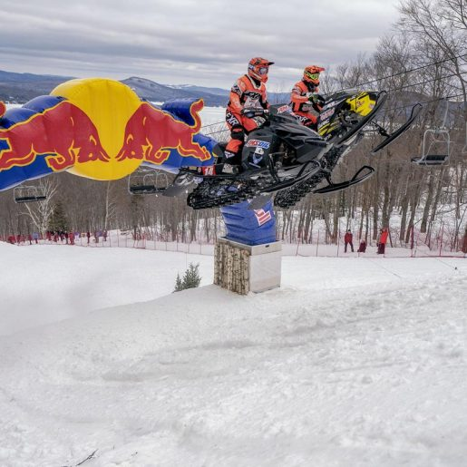 80 Riders Compete in Red Bull Sledhammers 2019