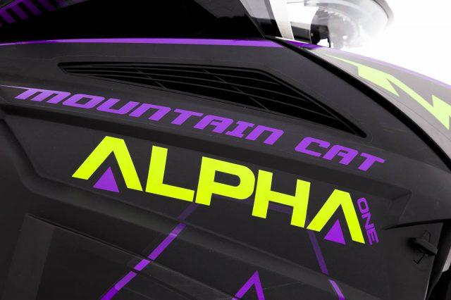 Alpha vs PRO-RMK 850-7