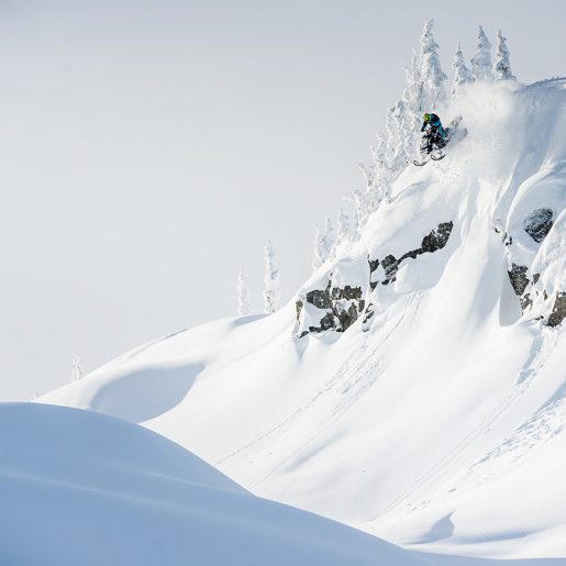 Andrew Munster – A Cornerstone of West Coast Sledding Culture