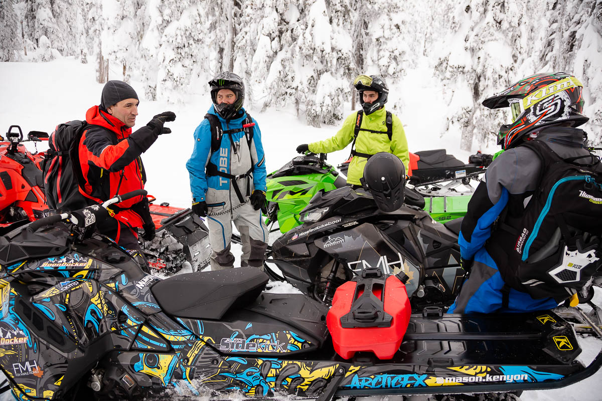 Association of Snowmobile Guides 1