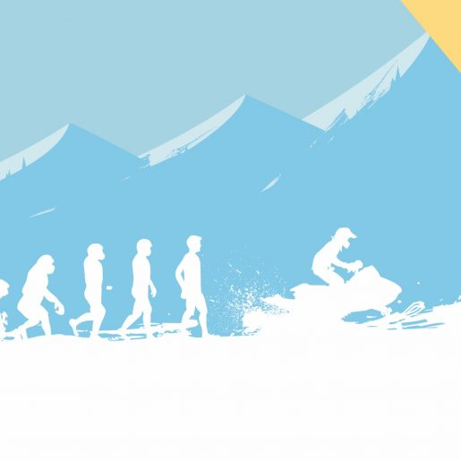 The Coming of Age of Mountain Sledding